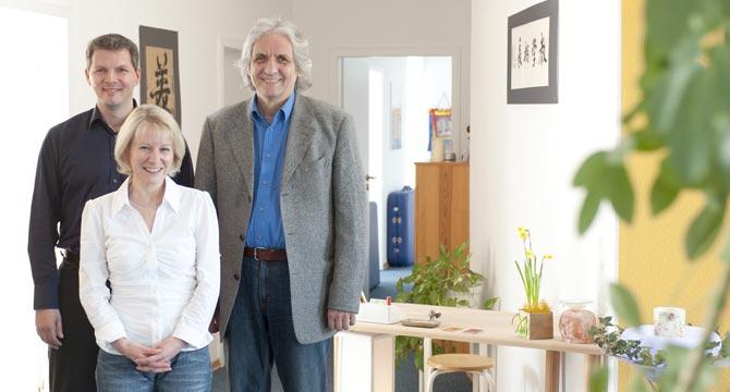 Naturheilpraxis List | Sven Angersbach (Heilpraktiker), Anne Witt, Dr. phil. Georg Klaus